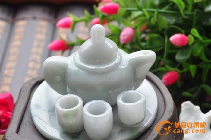 翡翠--可爱小小小茶壶 套装