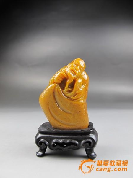 珍品田黄雕刻    11 - h_x_y_123456 - 何晓昱的艺术博客