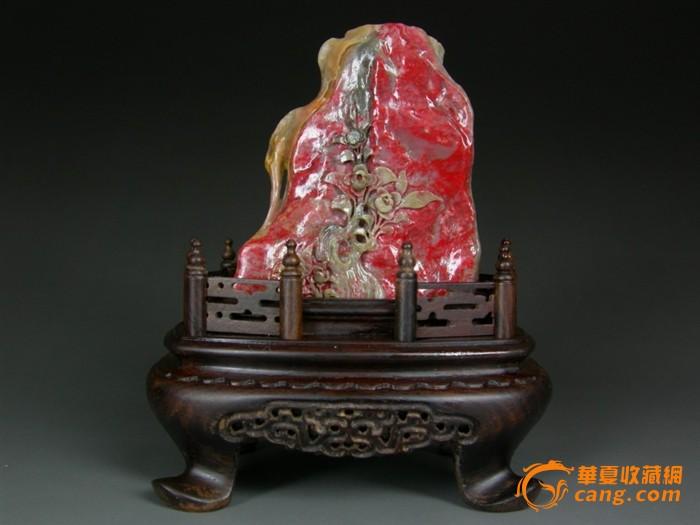石中新娘 - 鸡血石    8 - h_x_y_123456 - 何晓昱的艺术博客