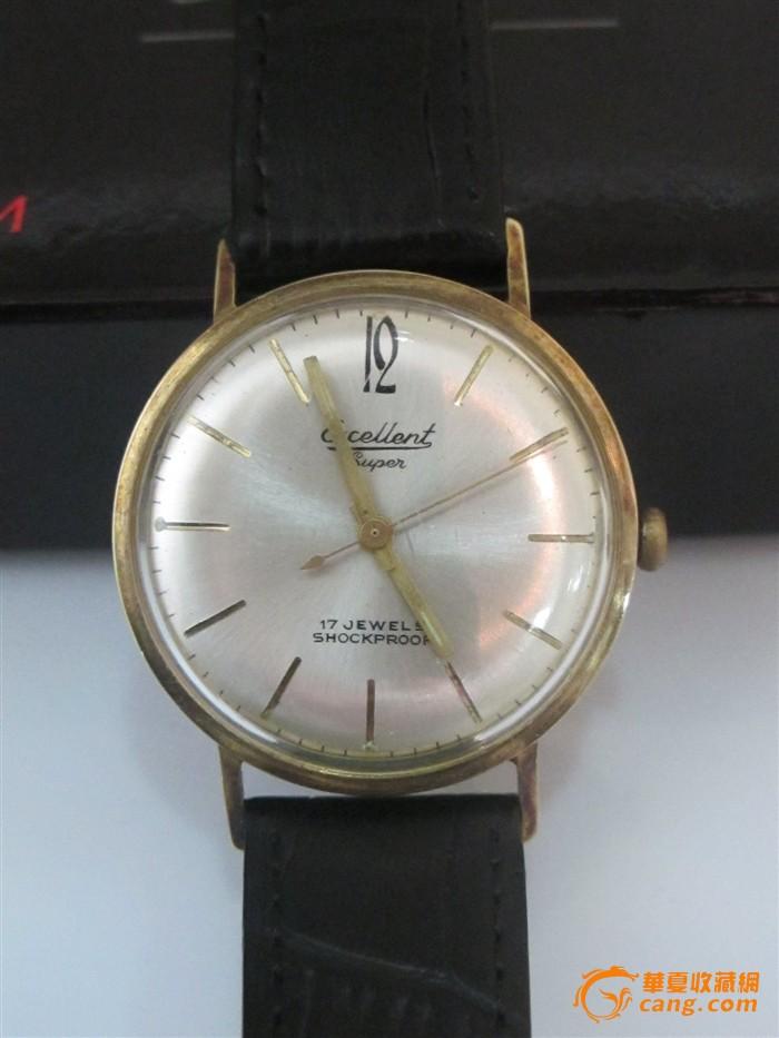 德国品牌14k金手表