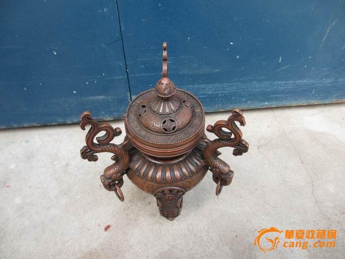 铜香炉图2-在线竞价-图片|图库|价格