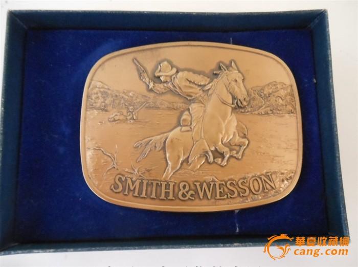 美国原装史密斯-威森铜腰扣图1-在线竞价-图片|图库|价格
