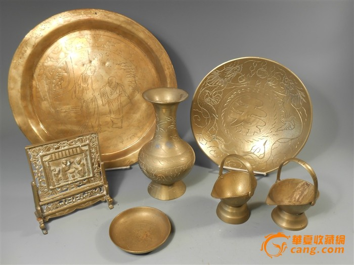铜件7件图1-在线竞价-图片|图库|价格