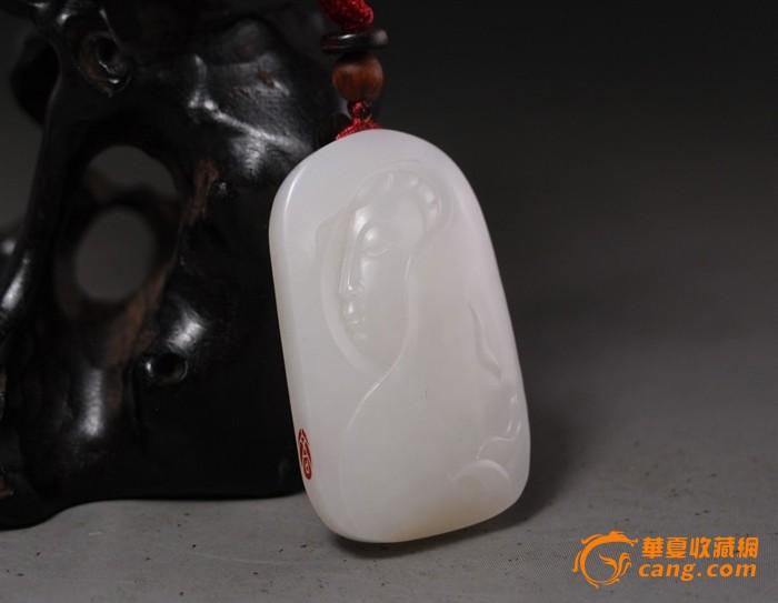 6cm  一级白新坑俄料,精工打造,俄料结构一般多是云片状,无瑕疵,油性