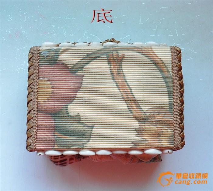 海螺贝壳工艺品x舟山海洋别风格x家居创意纸巾盒