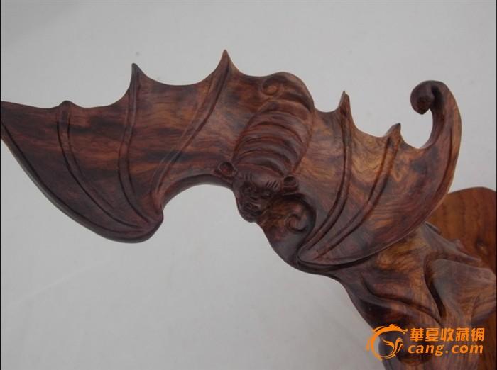 越南黄花梨木雕工艺品