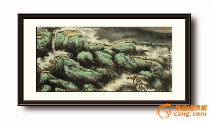 油画以及钢笔画方面的艺术成就  2012年11月30日中韩基督教文化巡回展