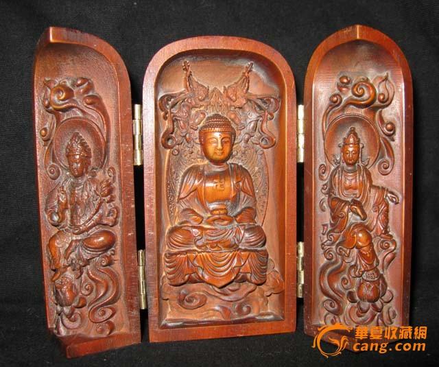 黄杨木雕刻摆件图1-在线竞价-图片|图库|价格