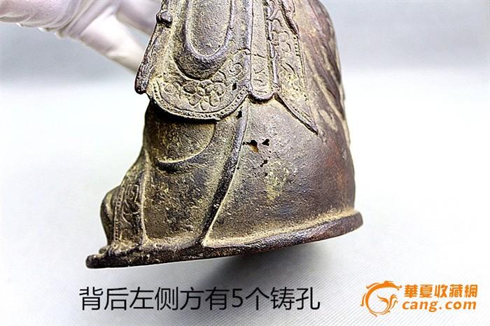 明代青铜佛像