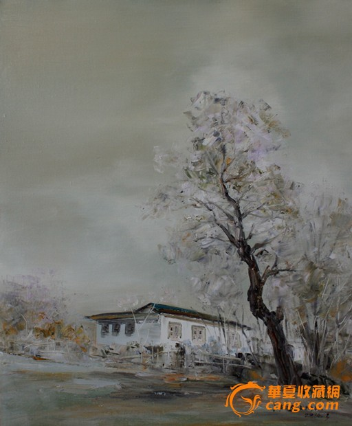 著名油画家冯路敏油画风景... imgpai1.cang.com 宽512x620高
