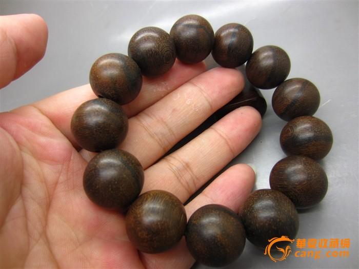 天然印尼金丝楠沉香手珠链