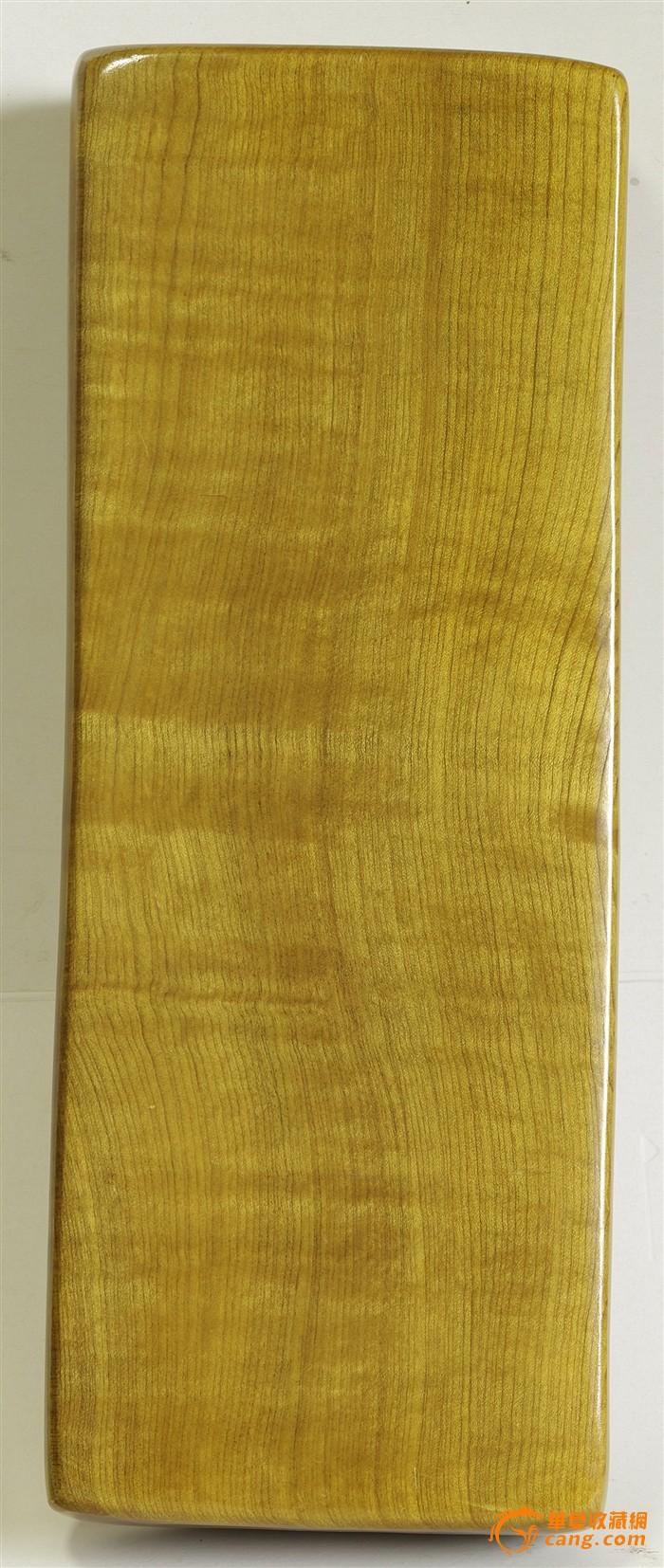 金丝楠木枕头一件_在线拍卖